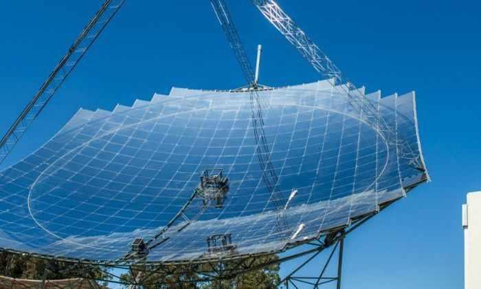 Австралийцы установили мировой рекорд по превращению солнечной энергии в пар