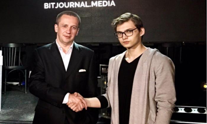 Соколовский создал первое в России официальное СМИ о блокчейне