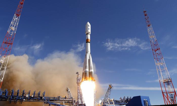 Американская компания показала, как выглядит запуск ракеты из космоса
