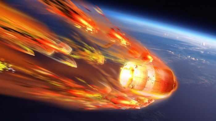 NASA собралось поджечь космический корабль