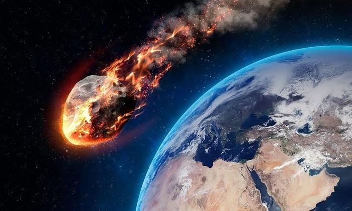 Воссоздано падение челябинского метеорита. Скорость полета – 70 тысяч км/час