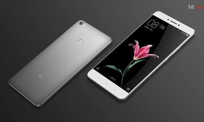 Xiaomi подтвердил параметры смартфона Mi Max