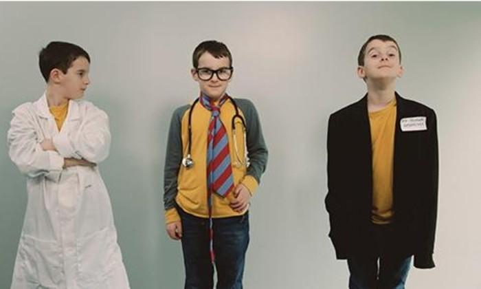 три мальчика