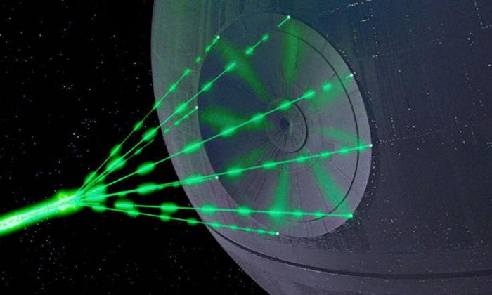 Ученые протестировали 1000-ваnтный лазер, который в 10 раз мощнее обычного