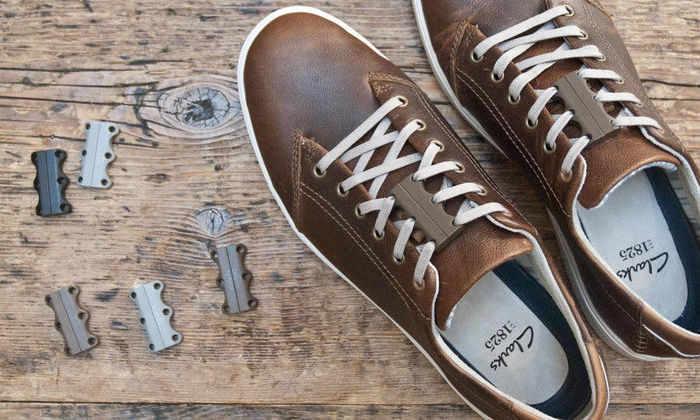 Это устройство позволит вам больше никогда не завязывать шнурки