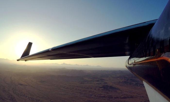 Facebook опубликовал видео с новыми испытаниями интернет-дрона