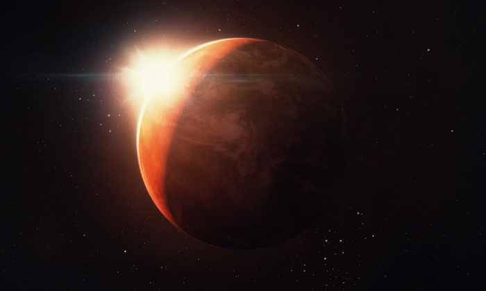 Ученые объяснили, почему на Марсе раньше было тепло