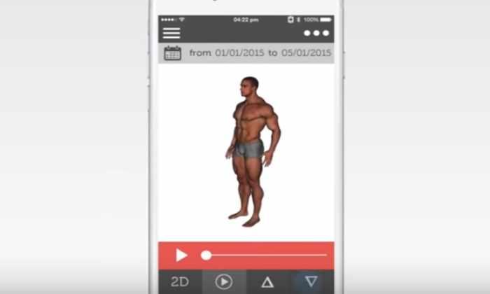 Видео: этот девайс расскажет вам о вашем теле