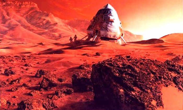 Popular Science озвучил законы для колонизаторов Марса