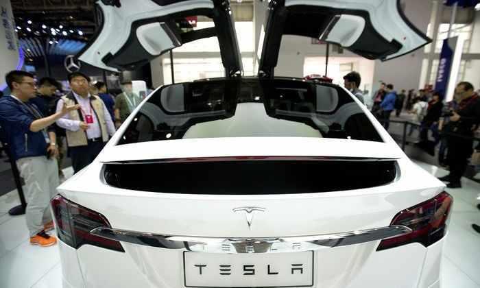 Произошла вторая серьезная авария с включенным автопилотом Tesla