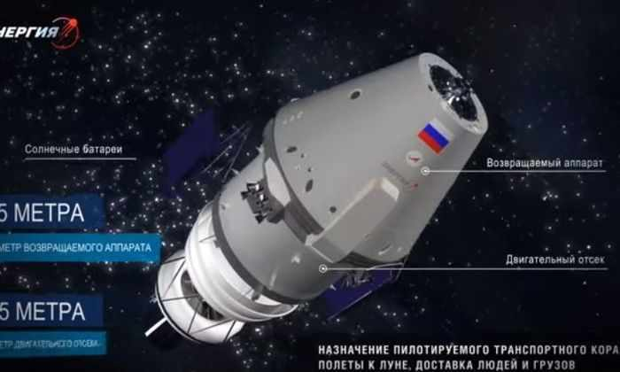 Россия намерена совершать ежегодные полеты на Луну