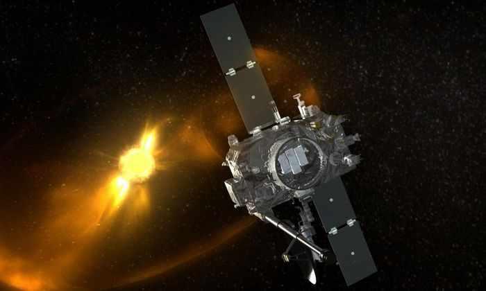 Потерянный космический корабль связался с НАСА после почти 2 лет тишины