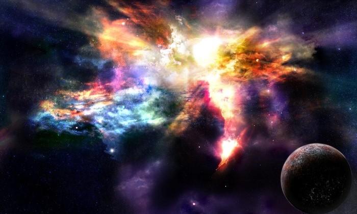 Обнаружен самый яркий светящийся объект в истории астрономии