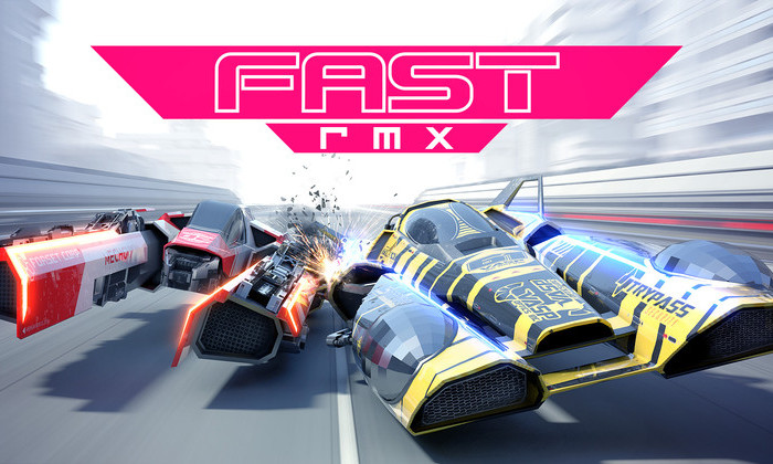 FAST RMX logo