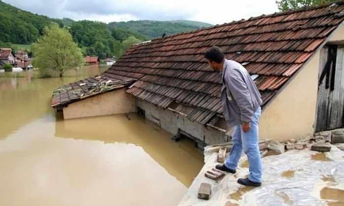 Найдена причина разрушительных наводнений на Балканах