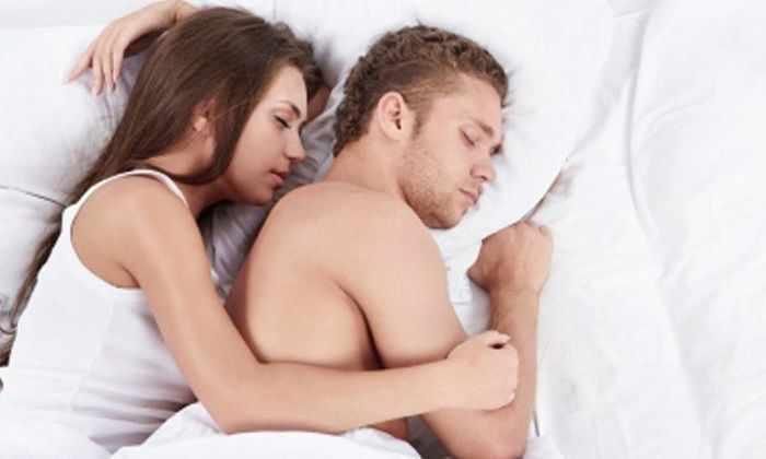 Спать без трусов полезно для здоровья