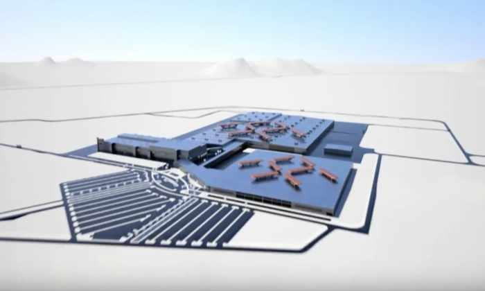 Началось строительство завода-конкурента Tesla