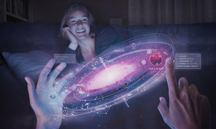 Опубликована первая фотография системы «смешанной реальности» Magic Leap