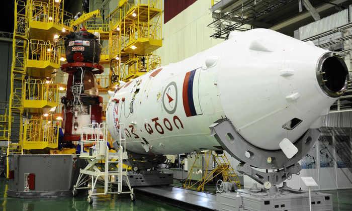 «Роскосмос» перенес запуск корабля «Союз МС-02» с космонавтами