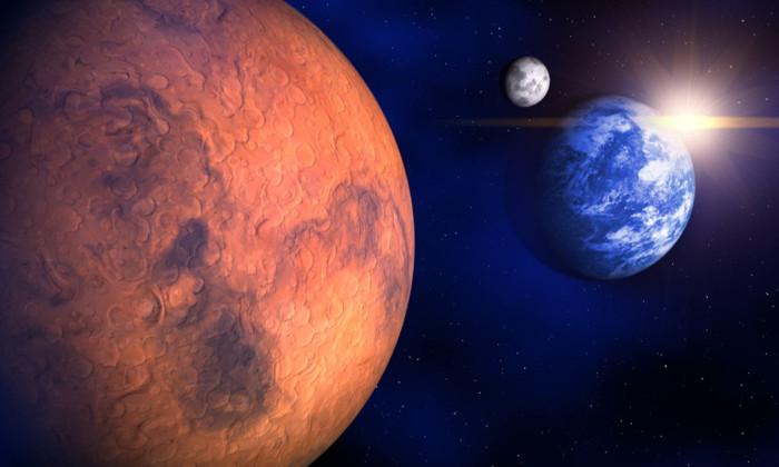 NASA: по пути на Марс залетим на Луну. И погостим там немного