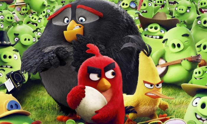 Продление «Angry Birds вкино» выйдет в 2019-ом году