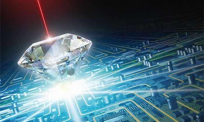 Дефекты в алмазах позволят создать новое поколение жестких дисков