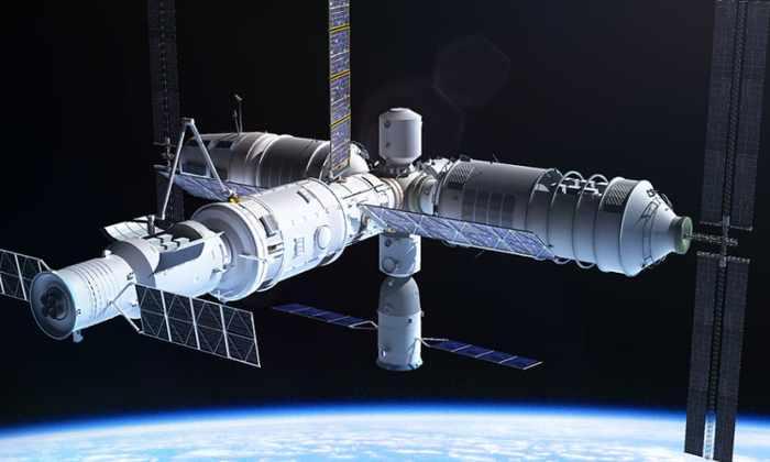Китай подтвердил, что его первая космическая лаборатория летит к Земле
