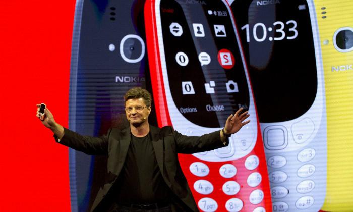 На выставке в Барселоне представили обновленную Nokia 3310