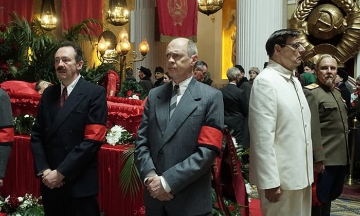 Фильм «Смерть Сталина» признали оскорбительным и запретили его выход в прокат