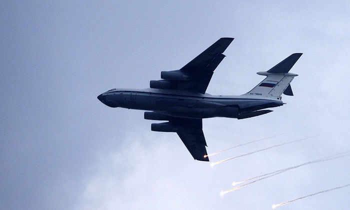 В России разработают самолет с лазерным оружием