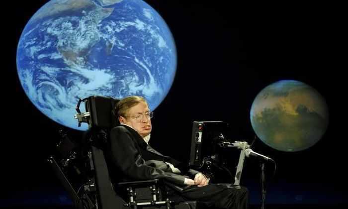 Стивен Хокинг предостерег землян от контактов с инопланетянами