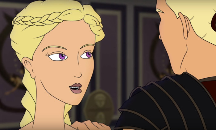Анимированный приквел «Игры престолов» раскрыл тайну Рока Валирии