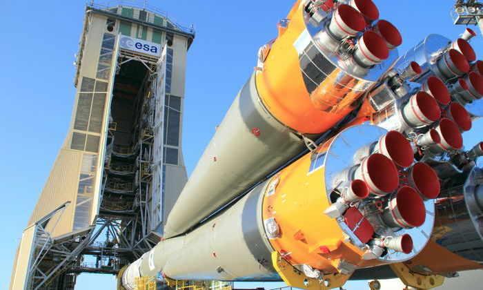 «Роскосмос» отказался поставлять ракеты во Францию из-за дела ЮКОСа