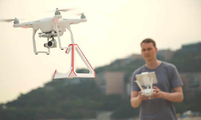 В Подмосковье состоятся гонки дронов