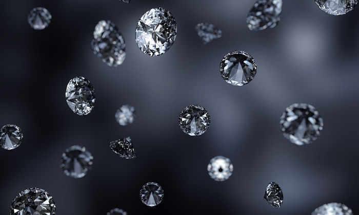 Физики смогли «напечатать» трехмерные голограммы в алмазах