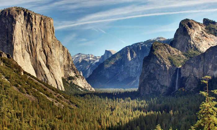 Таинственные падения камней в Йосемити объяснили глобальным потеплением