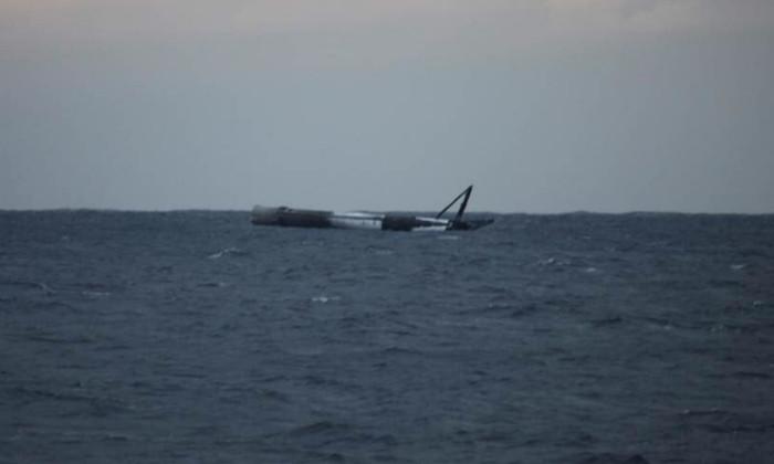 SpaceX обрекла свою ракету на гибель в океане. Но Falcon 9 неожиданно «выжила»
