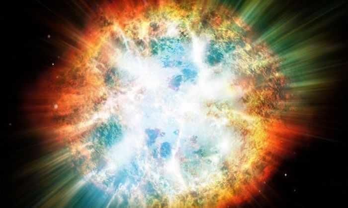 Астрономы открыли самую яркую сверхновую звезду