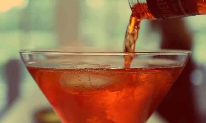 Запах алкоголя снижает самоконтроль