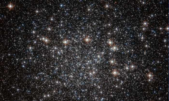 «Хаббл» сделал фото древнейших звезд нашей галактики