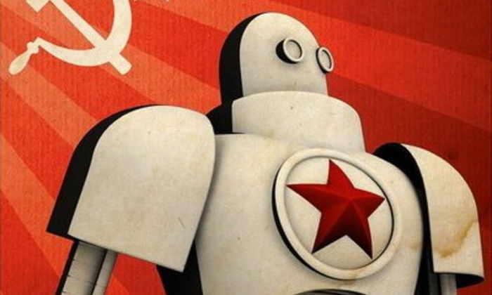 Предвидение: гедонистический коммунизм построят роботы