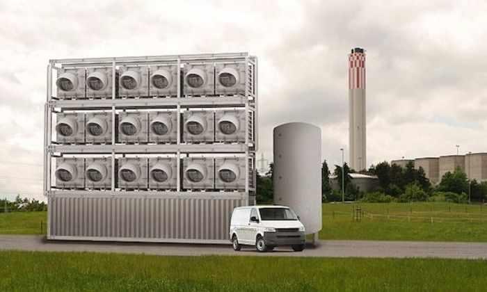 Парниковые газы продадут по 600$ за тонну