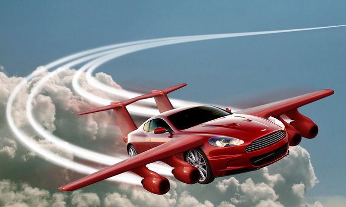 Конкурс: создатель первой в России «летающей машины» получит 3 миллиона рублей