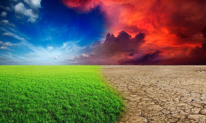 НАСА показало изменения климата за последние 135 лет в 20-секундном видео