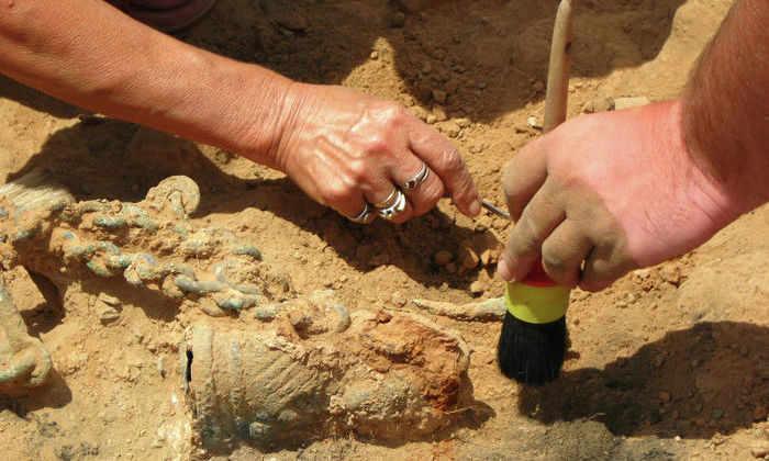 Китайские археологи нашли 3000-летнее сооружение