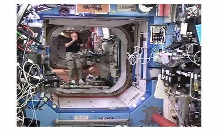 Космонавты МКС впервые вошли в надувной модуль BEAM, установленный в мае