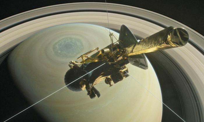 Видео: NASA показало, как погибнет «Кассини»