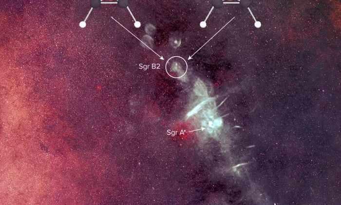 Ученые впервые нашли хиральные молекулы в межзвездном пространстве