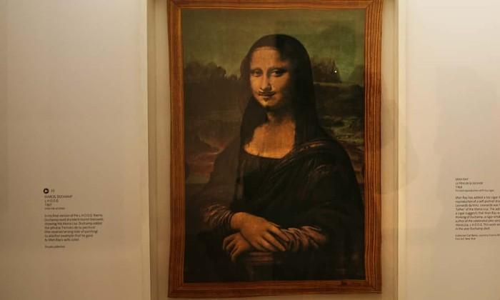 Мона Лиза Дюшана