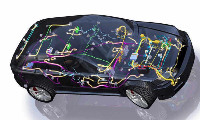 Автономная система управления Delphi будет доступна для автопроизводителей в 2019 году. Управляет машиной, как человек